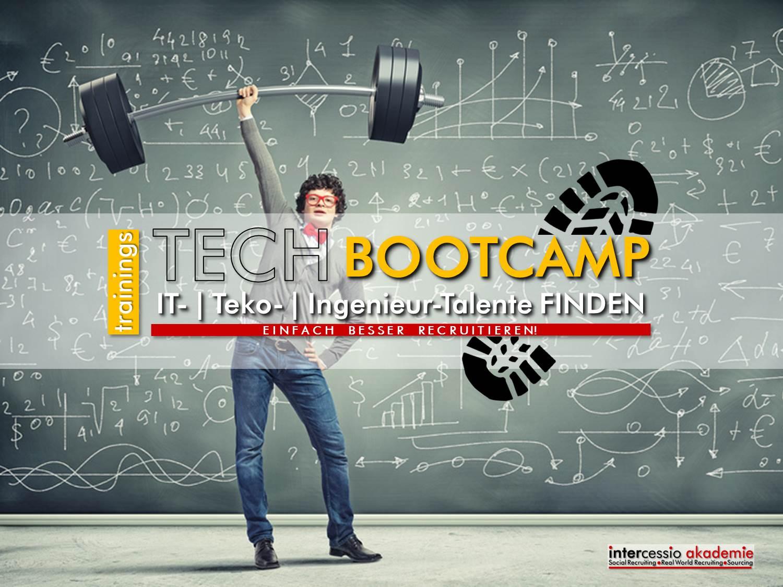 Das ultimative 1. TECH-Bootcamp - Social Recruiting & Active ...