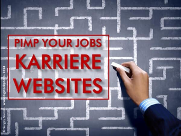 ine Karriere Website ist mehr als eine Jobbörse oder Employer Branding