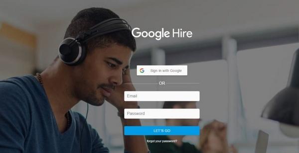 3 Gedanken zu Google Hire - Anmeldeseite