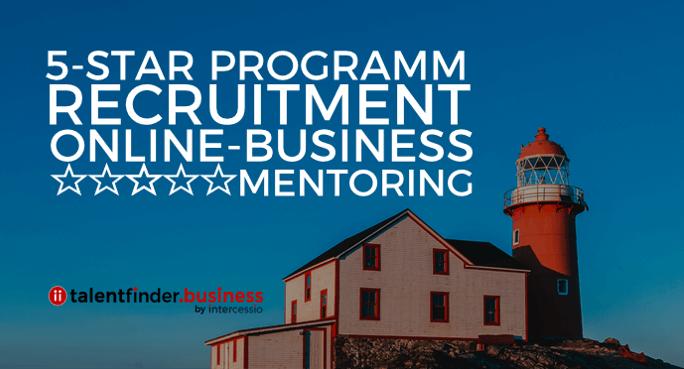 5 Star Programm Recruitment Online Business by Intercessio