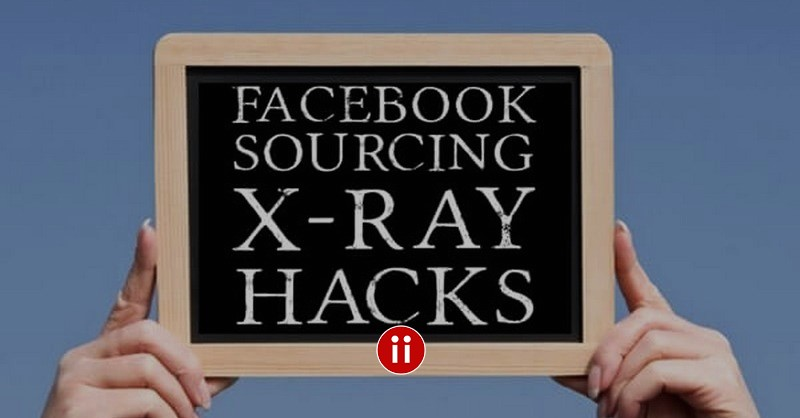 5 funktionierende Facebook Sourcing Hacks per X-Ray Search