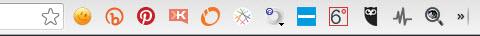 App-Icons in der Browserzeil10 praktische Tipps für Google Chrome - Browserzeile