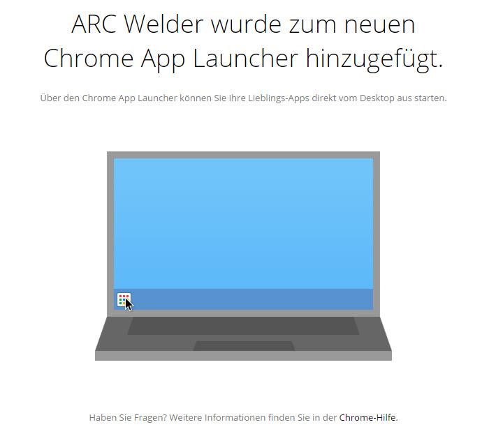 Apps- 10 praktische Tipps für Google Chrome - Chrome-Taskmanager Omnibox-Suchmaschinenliste - Android Chrome Welder