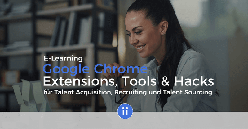 E-Learning- DigiPro Google Chrome Extensions - Tools und Hacks