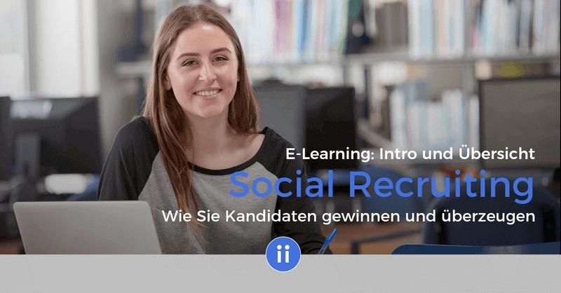 E-Learning- DigiPro - Social Recruiting - Intro und Übersicht