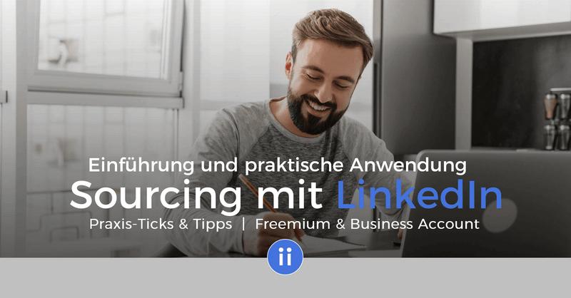 E-Learning mit Zertifikat - DigiPro - Active Sourcing mit LinkedIn - Einführung