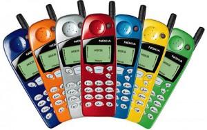 Fehler die Recruiter beim Sourcing machen - Beispiel Nokia-5110-1997-300x188- Foto by Cosmopolitan.com 1997