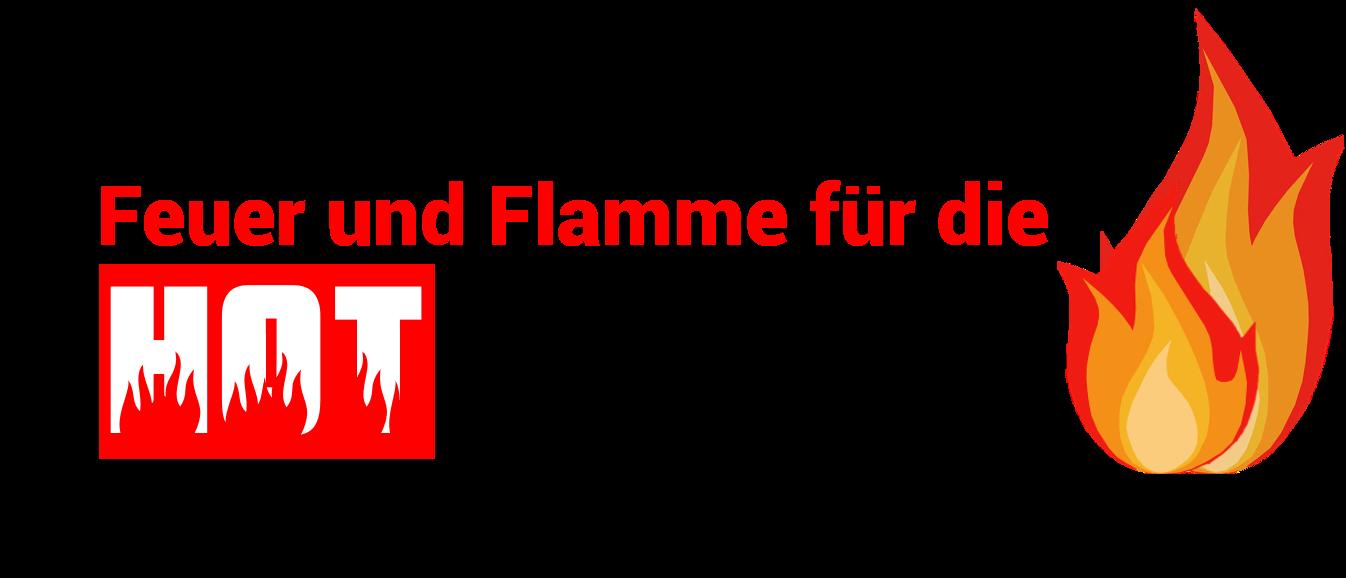 Feuer und Flamme für die HOT SOURCING TOOLBOX - Power Workshop - schwarz