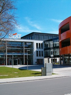 Frontpage - Sixt_Headquarter,_Pullach - Wikipedia