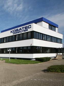 Frontpage von Zentrale Kosatec Computer
