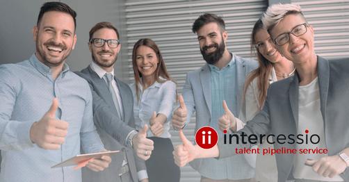 Intercessio Talent Pipeline Service - 502p