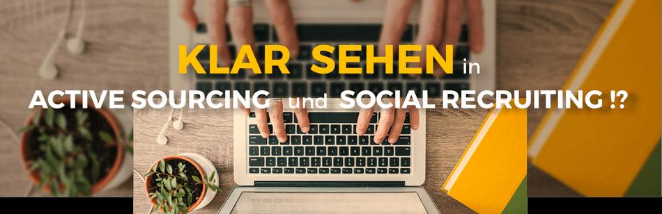 Klarsehen durch kostenlose Live Online-Demo in Social Recruiting und Sourcing