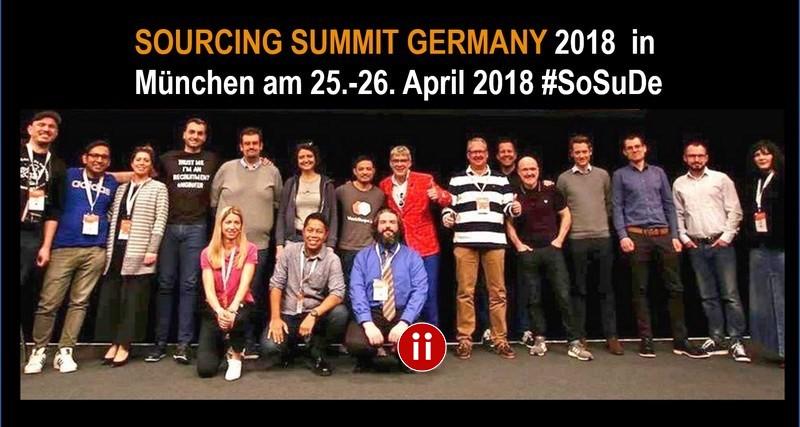 Meine besten 5 Praxistipps für Sourcer vom Sourcing Summit Germany 2018 #SoSuDe