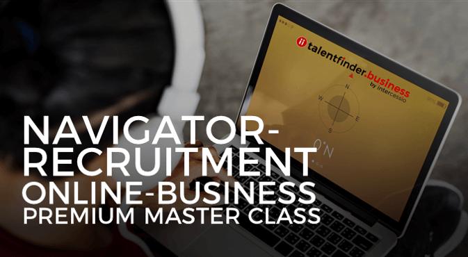 Navigator Online Business Master Class by Intercessio