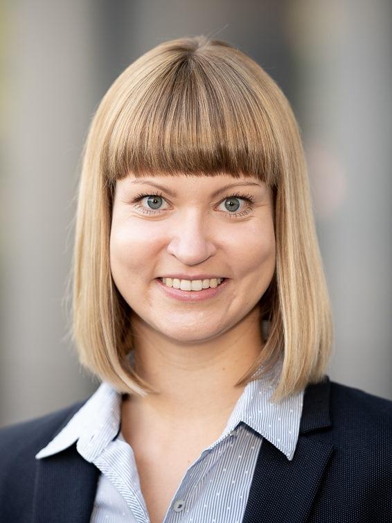 Portrait Ingrid Altmann