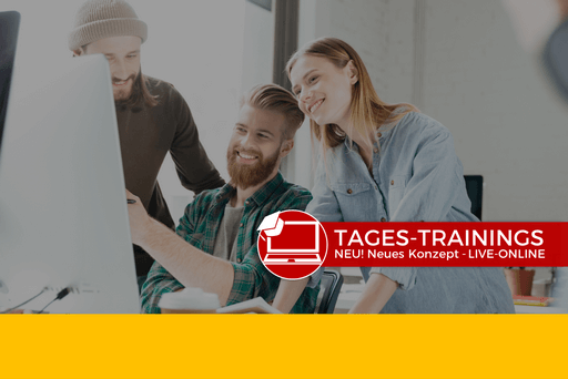 Praxis-Workshop Sourcing Basics - Produktbild - ONLINE-TRAINING