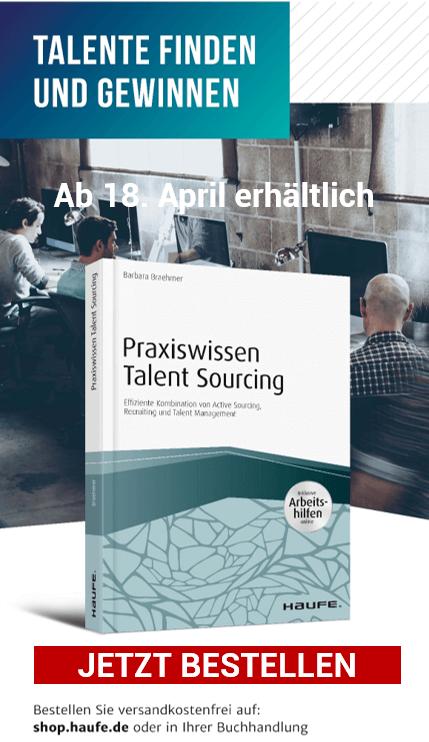 Praxiswissen Talent Sourcing by Barbara Braehmer