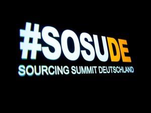 Sourcing Summit Deutschland #SOSUDE - organized by Intercessio