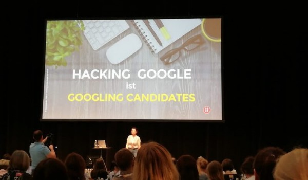 Sourcing Summit Germany - Google Hacking ist nicht gleich Hacking Google