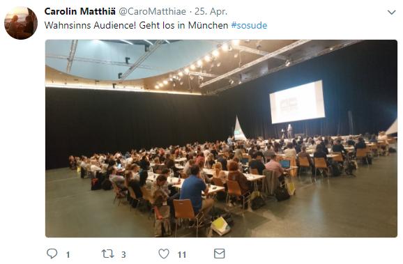 Sourcing Summit Germany - Was war neu am Sourcing Summit Germany 2018