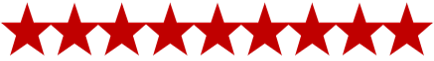 Sterne -Bordüre