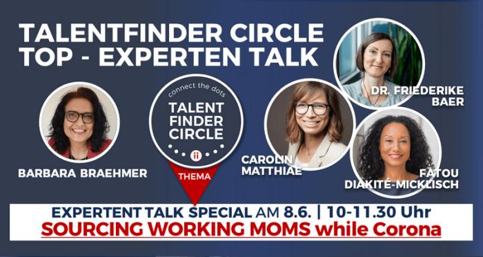 TOP-Experten Talk mit Working Mums- TFC-20210608