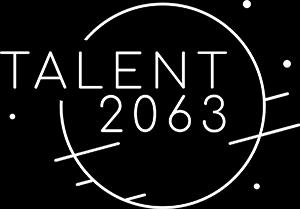 Talent2063-Logo - schwarz
