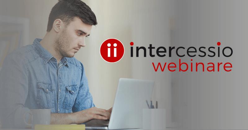 Webinare der Intercessio GmbH und Intercessio Academy