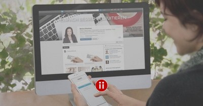 Wie ich mit dem Linkedin Header mein Profil optimiere - Tutorial by Intercessio